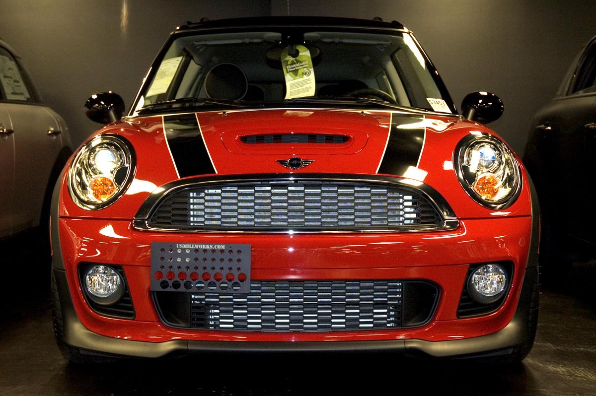 clubman - Mini Cooper License Plate Frame